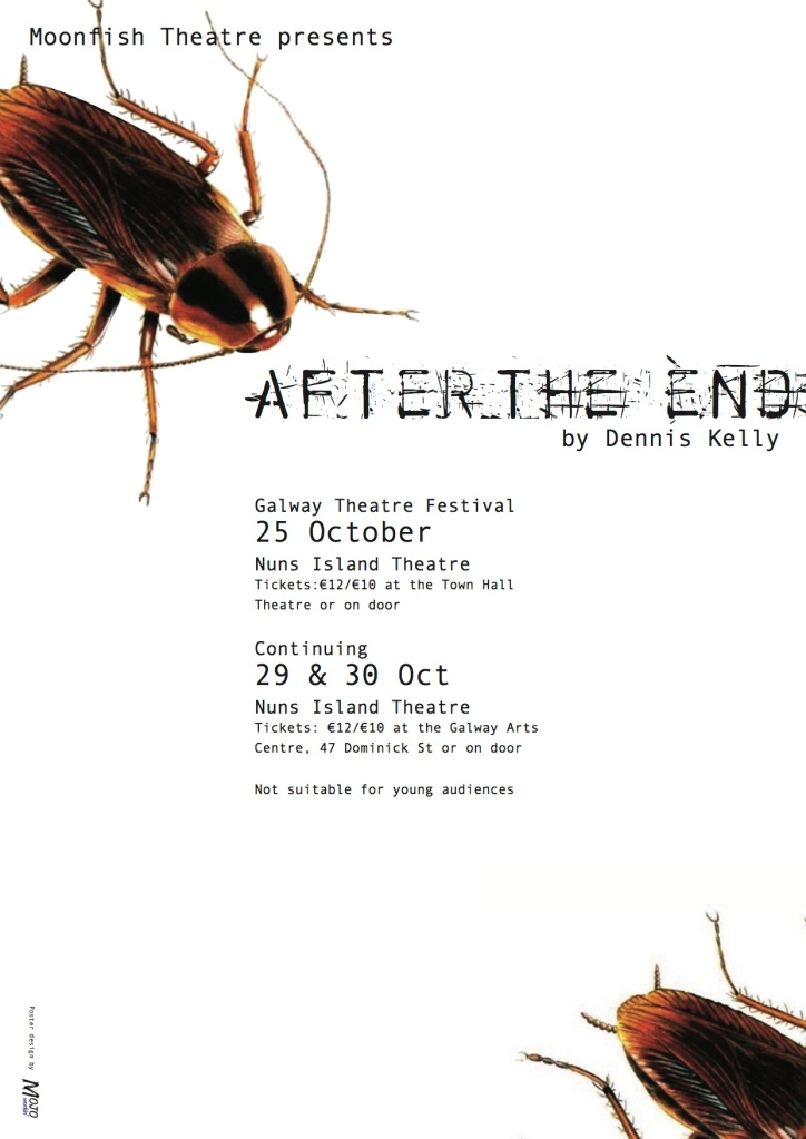 After The End, poster