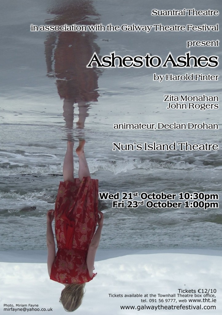 'Ashes to Ashes' poster