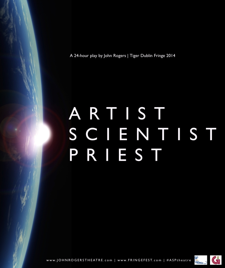 ARTIST SCIENTIST PRIEST: NOW