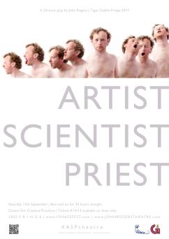 ARTIST SCIENTIST PRIEST