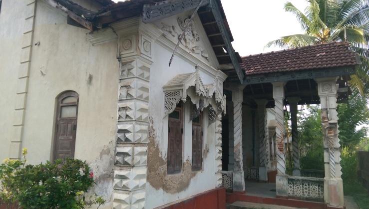 Arthur C. Clarke's home in Hikkaduwa