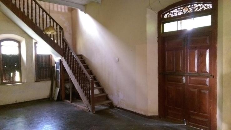 Clarke's hallway
