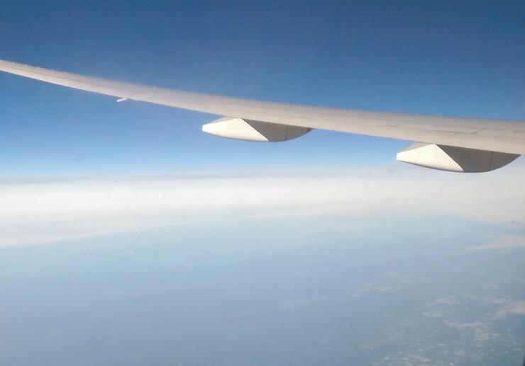 On the way to Sri Lanka