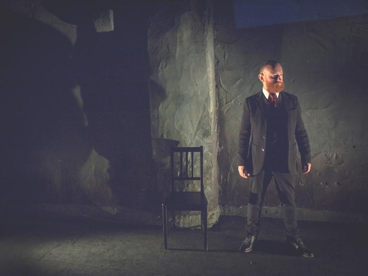 Performance Onstage: An Introduction, photo by Seán T Ó Meallaigh